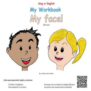 MY WORKBOOK MY FACE. MI CARA