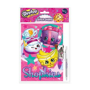 Super Diary Shopkins