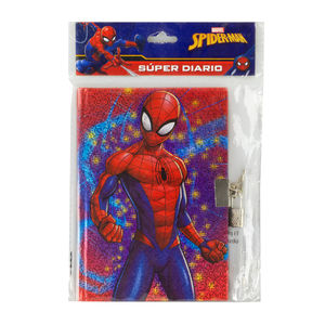 Super Diary Spider Man
