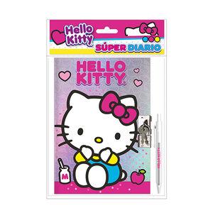 Super Diary Hello Kitty