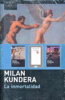 PAQ. MILAN KUNDERA (3 TITULOS)