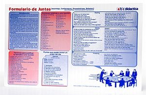 FORMULARIO DE JUNTAS / COMPENDIO DE GRAMATICA INGLESA