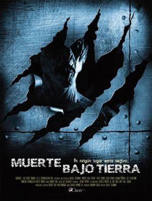 MUERTE BAJO TIERRA / DVD