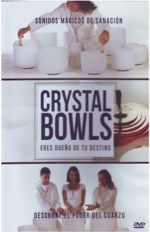 CRYSTAL BOWLS / DVD