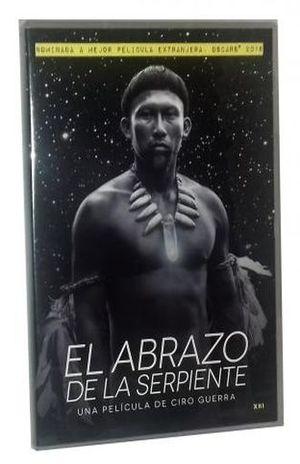 ABRAZO DE LA SERPIENTE, EL / DVD