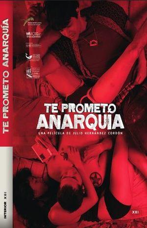 TE PROMETO ANARQUIA / DVD