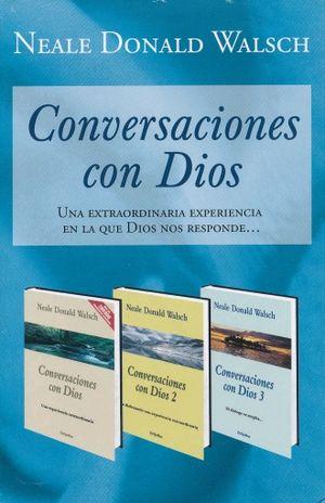 CONVERSACIONES CON DIOS / 3 TOMOS