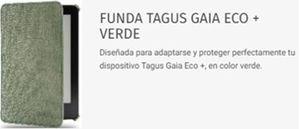 Funda de libros electrónicos Tagus Gaia (Color verde)