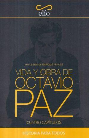 VIDA Y OBRA DE OCTAVIO PAZ / CLIO / DVD