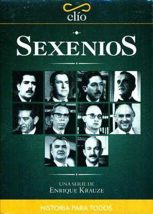 SEXENIOS. UNA SERIE DE ENRIQUE KRAUZE / 5 PZAS.