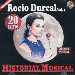 ROCIO DURCAL / HISTORIA MUSICAL 20 EXITOS / VOL. 1