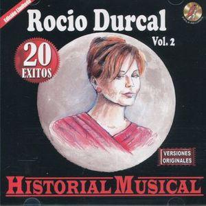 ROCIO DURCAL / HISTORIA MUSICAL 20 EXITOS / VOL. 2