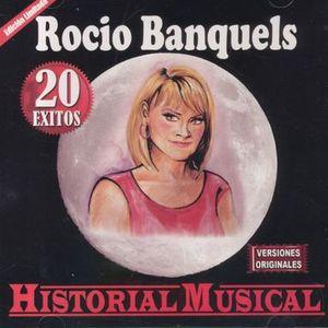 ROCIO BANQUELS / HISTORIA MUSICAL 20 EXITOS