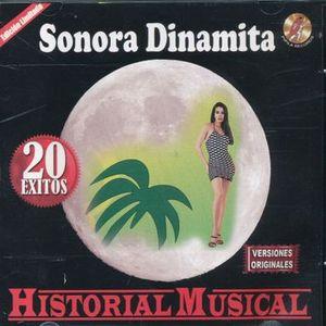 SONORA DINAMITA / HISTORIA MUSICAL 20 EXITOS