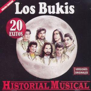 BUKIS, LOS / HISTORIA MUSICAL 20 EXITOS
