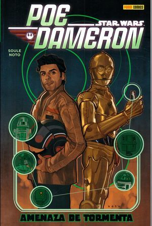 STAR WARS. POE DAMERON AMENAZA DE TORMENTA #2 / PD.