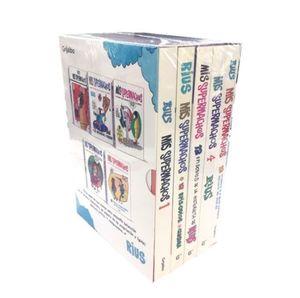 Paquete Mis supermachos / 5 Vols.