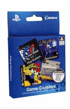 Portavasos PlayStation
