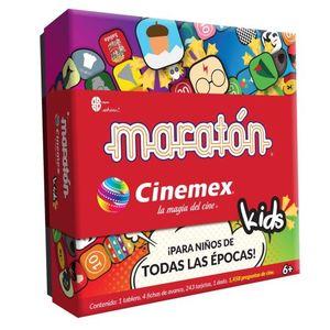 MARATON CINEMEX KIDS