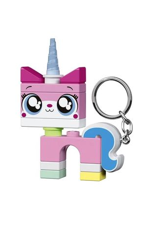 Llavero con luz led Unikitty!