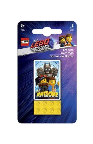Goma de borrar Lego Space