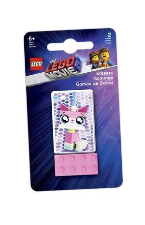 Goma de borrar Lego Unikitty!