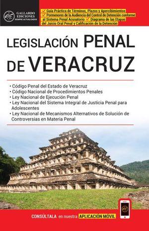 Legislación Penal de Veracruz 2019