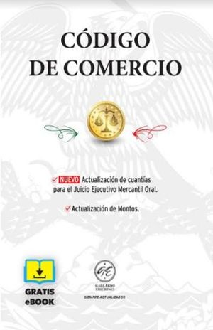 CODIGO DE COMERCIO 2019 (BOLSILLO)