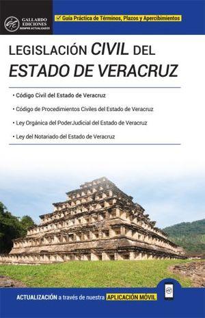 LEGISLACION CIVIL DE VERACRUZ 2019