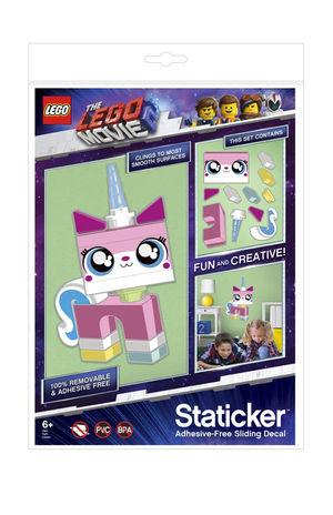 Staticker de Unikitty en LEGO Movie 2