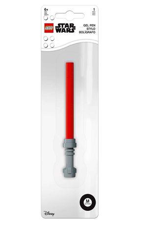 Bolígrafo de gel en forma de Sable de Luz Lego