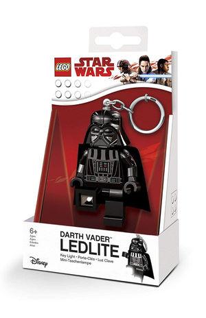 Llavero con luz led Darth Vader Lego