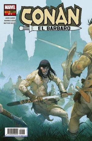 CONAN EL BARBARO #2