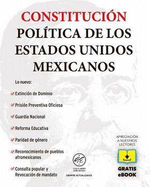 Constitución Política de los Estados Unidos Mexicanos 2020 (Bolsillo)