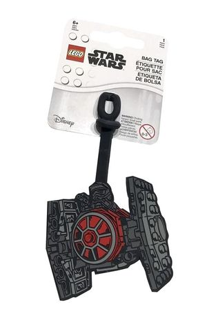 Etiqueta para equipaje Tie fighter Star Wars