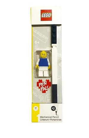 Lapicero con mini figura Lego