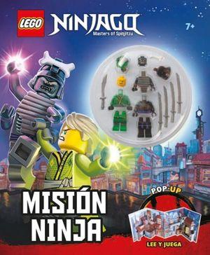 LEGO NINJAGO. MISION NINJA / PD.