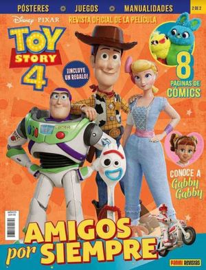 TOY STORY 4 #2 (MOVIE SPECIAL)