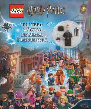 LEGO HARRY POTTER. UN LIBRO MAGICO DE BUSCA Y ENCUENTRA / PD.