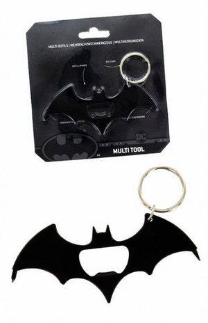 Llavero multiherramienta Batman