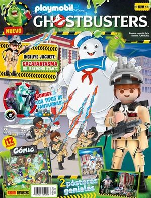 PLAYMOBIL GHOSTBUSTERS #1