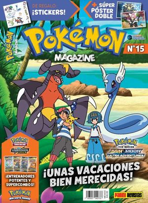Revista Pokemon #15