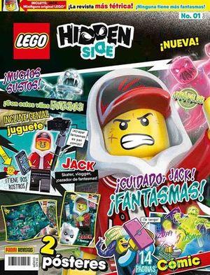 LEGO HIDDEN SIDE #1