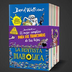 Paquete David Walliams