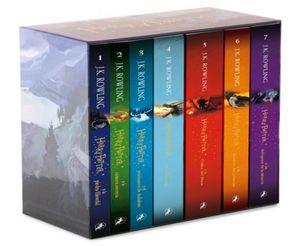 Paquete Harry Potter / 7 vols.