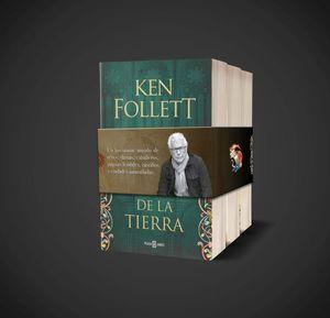 Paquete Ken Follet. Una columna de fuego / Un mundo sin fin / Los pilares de la Tierra