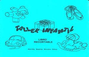 TALLER INFANTIL. LIBRO RECORTABLE