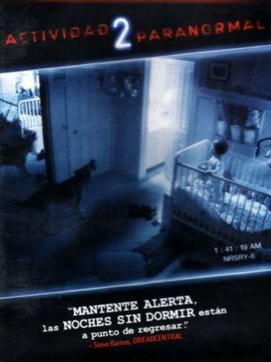 ACTIVIDAD PARANORMAL 2 / DVD