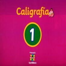 PAQ. CALIGRAFIA 1. SANTILLANA INTEGRAL PRIMARIA