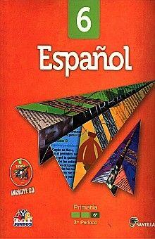 PAQ. ESPAÑOL 6. PRIMARIA TODOS JUNTOS (INCLUYE CD)